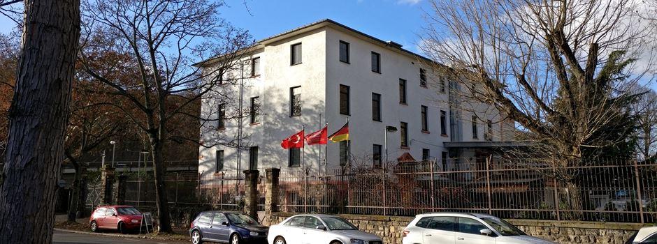 Rheingauwall: Was verbirgt sich in diesem Gebäude?