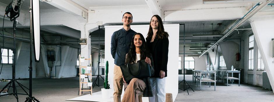 Taschen aus Kaktusleder: Mainzer Studierende machen nachhaltige Mode