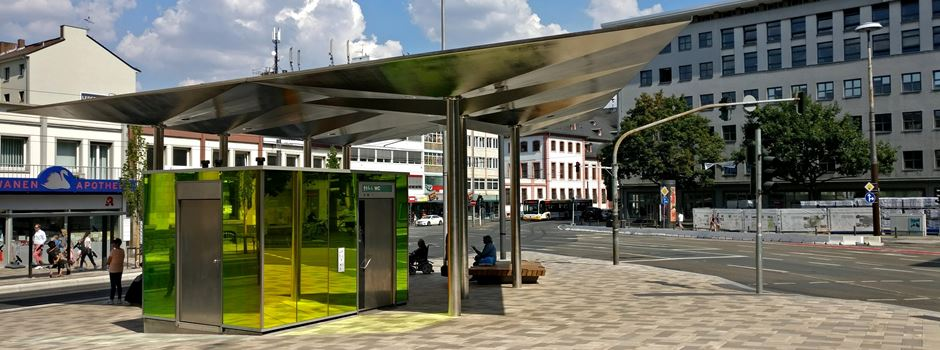 Ab Montag: Weitere Bauarbeiten in der Mainzer Innenstadt