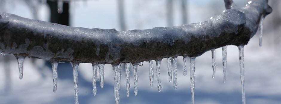 Wintereinbruch erwartet