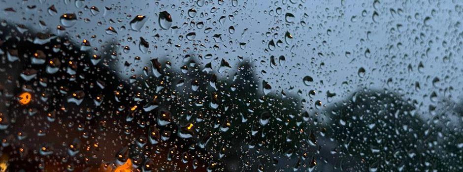 Starkregen in Niederkassel: Entwarnung in Sicht