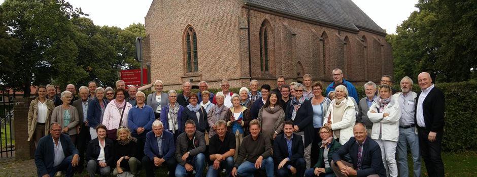 Besuch der Partnerstadt Steenwijkerland