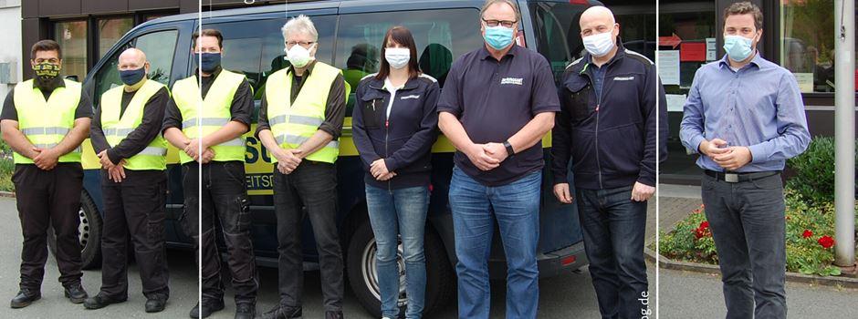 Pandemie-Bekämpfung in Herzebrock-Clarholz
