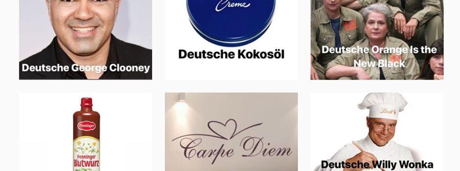"""""""Deutsche Dings"""" - gibt es auch Beispiele für """"Mainzer Dings""""?"""