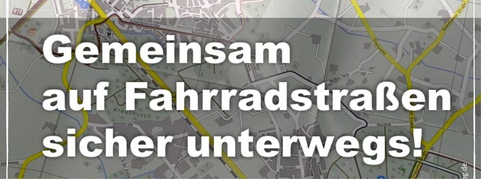 Antrag Fahrradstraßen in der Gemeinde Herzebrock-Clarholz