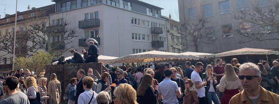 Polizei Mainz führt Großkontrolle durch