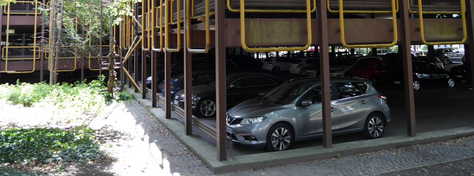 Parkhaus wird abgerissen – Außenstellplätze bleiben erhalten