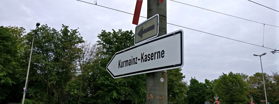 Wie es mit der Kurmainz-Kaserne weitergeht