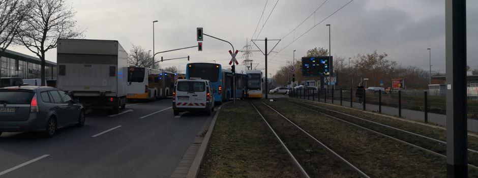 Mehrere Verletzte bei Unfall in Bretzenheim