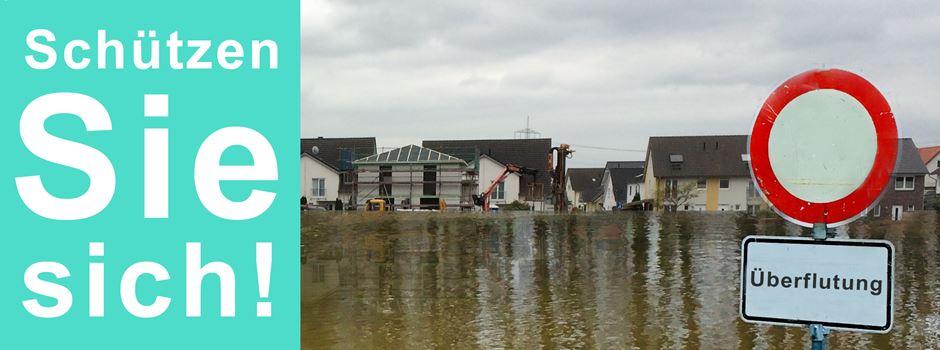 Starkregen in Niederkassel: Seid ihr vorbereitet?