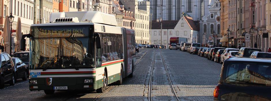 Mobil Flat für Augsburg – Bus, Tram, Rad und Carsharing im Abo