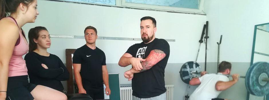 Gewichtheber des AC Weisenau verlieren ihren Trainingsraum