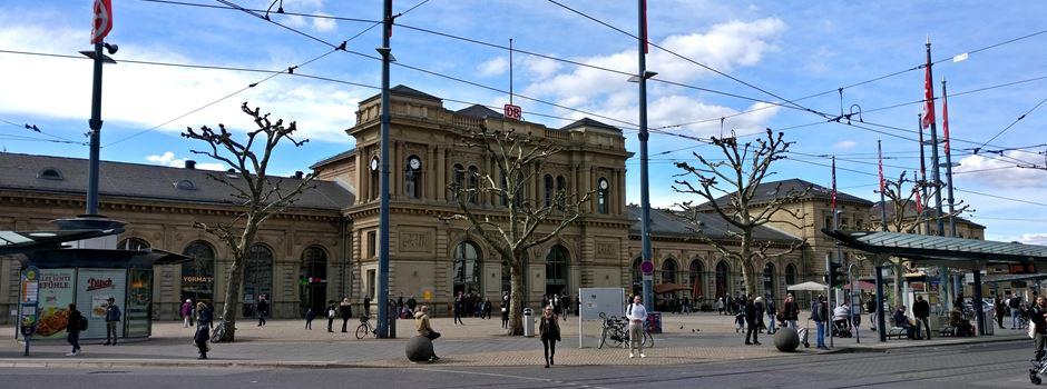 Ärger um Taubenkot im Hauptbahnhof