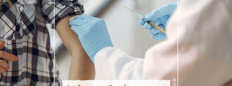 Impfungen von Kontaktpersonen von Schwangeren und Pflegebedürftigen