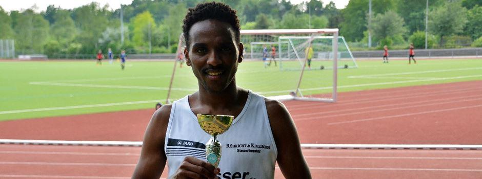 Tragischer Held vom Mainz-Marathon will für Deutschland zu Olympia