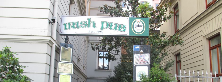 Wegen Corona-Fällen: Irish Pub  geschlossen