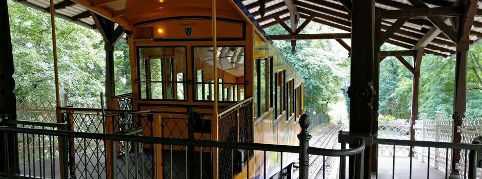 Warum die Nerobergbahn nach Veranstaltungen nicht wieder ins Tal fährt