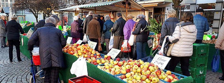 Plastikfrei auf dem Wochenmarkt einkaufen