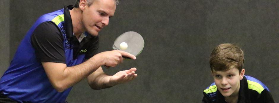 Noah Hersel - das Tischtennistalent aus Niederkassel