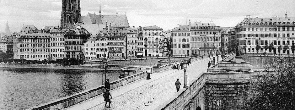 So sah Frankfurt früher aus