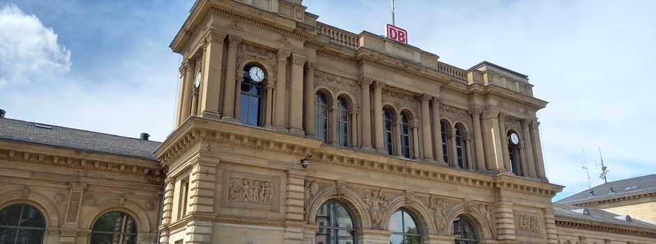 Mann bespuckt Bundespolizisten am Mainzer Hauptbahnhof
