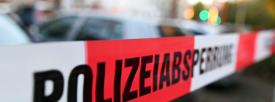 Passanten finden Sprenggranate in Kostheim