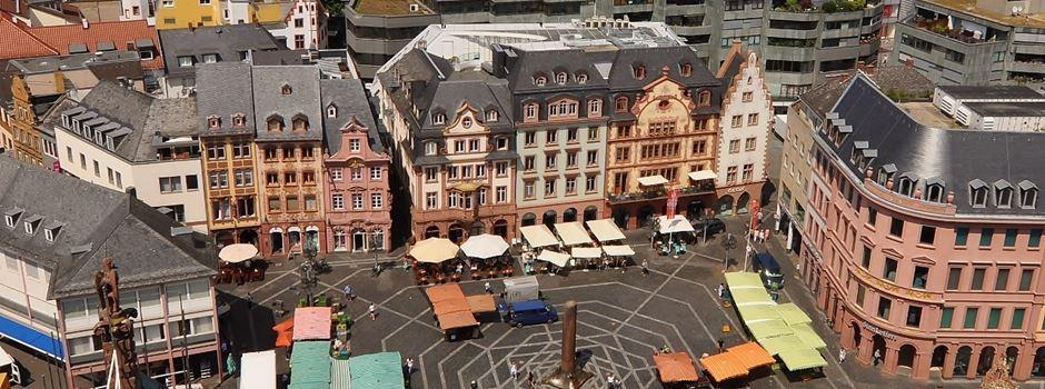Mainz in Top 10 der teuersten Uni-Städte