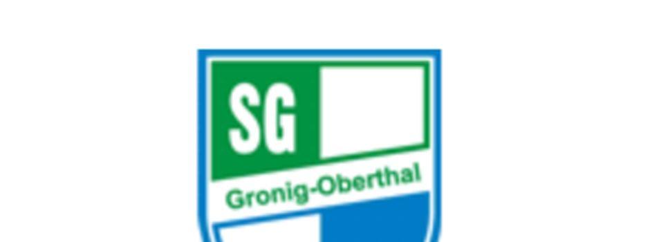 Die SG Gronig-Oberthal holt Kevin Schubert zurück