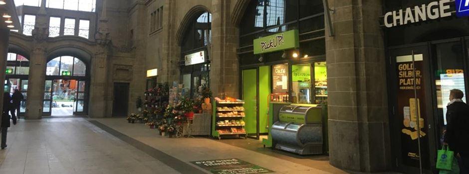 Warum der Kiosk im Hauptbahnhof schließen muss