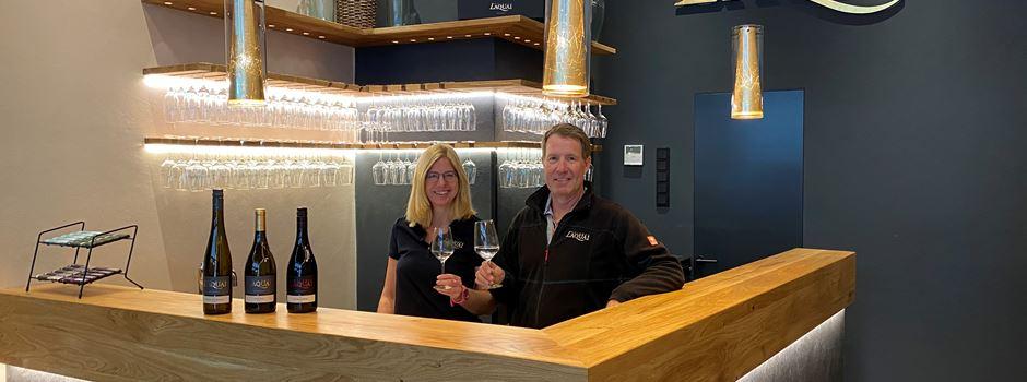 Neues Weinlokal eröffnet in der Mauergasse