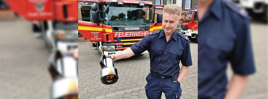 Wasserkocher auf Herd vergessen - Feuerwehr rückt an