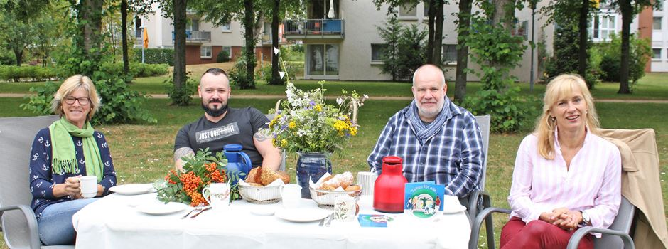 Frühstück für alle