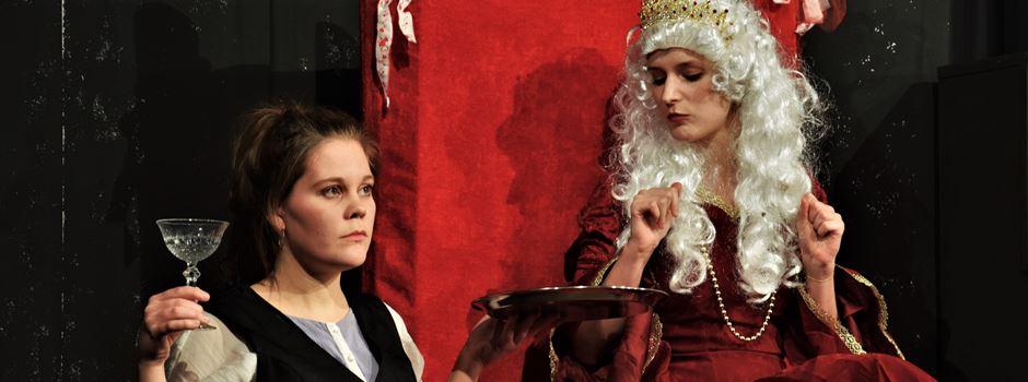 "So1Theater – ""Dantons Tod – Battle of Revolution"" an der Uni Augsburg"
