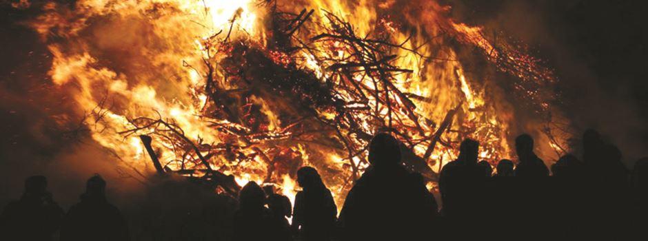 Landesregierung stellt klar: Osterfeuer sind auch in diesem Jahr nicht zulässig