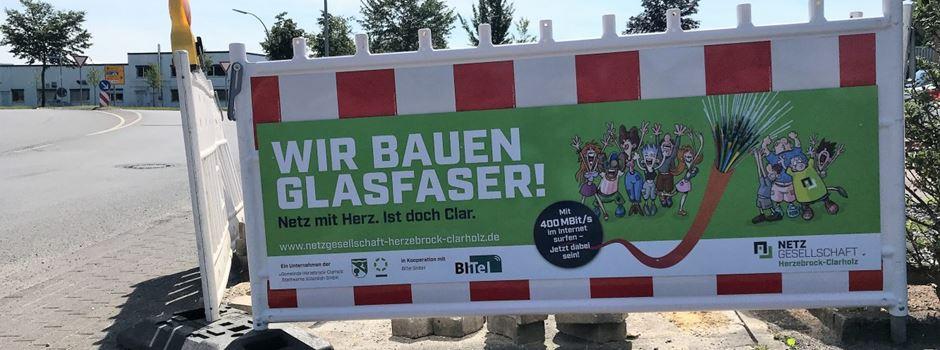 Aktuelle Baubereiche der Netzgesellschaft Herzebrock-Clarholz
