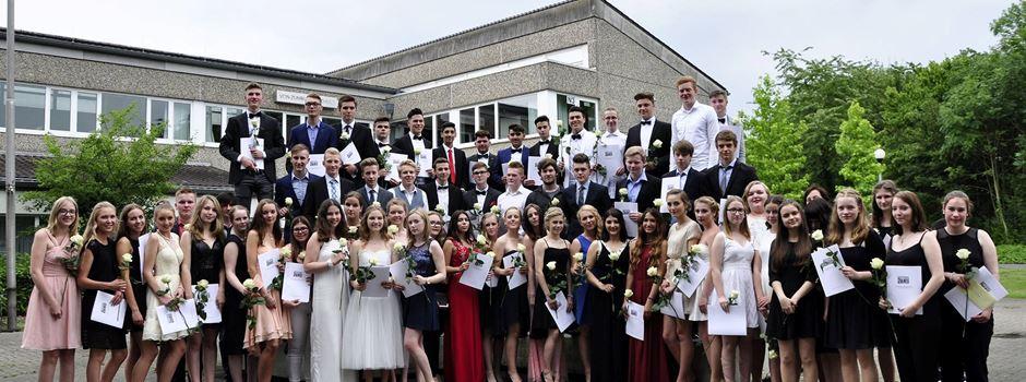 Abschlussjahrgang von-Zumbusch-Realschule Herzebrock 2016