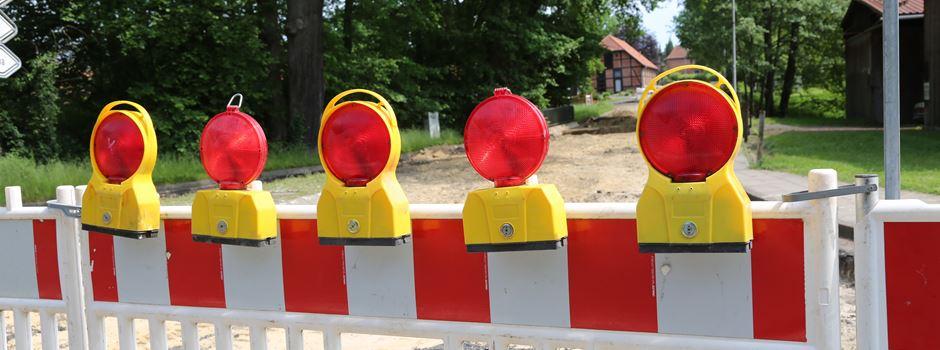 Erneuerung der Fahrbahn: Dritter Bauabschnitt läuft bis August