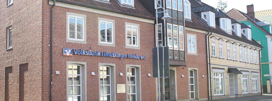 Volksbank verschiebt Umzug in Soltau