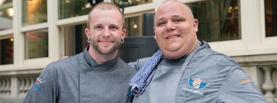 Neues Pop-Up-Restaurant serviert deutsche Küche