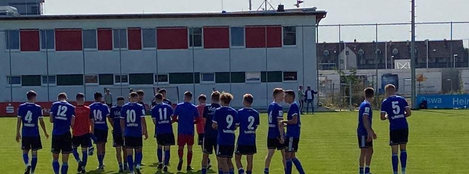 Überraschung! FCS-U19 mit Bundesliga Auftakt-Dreier
