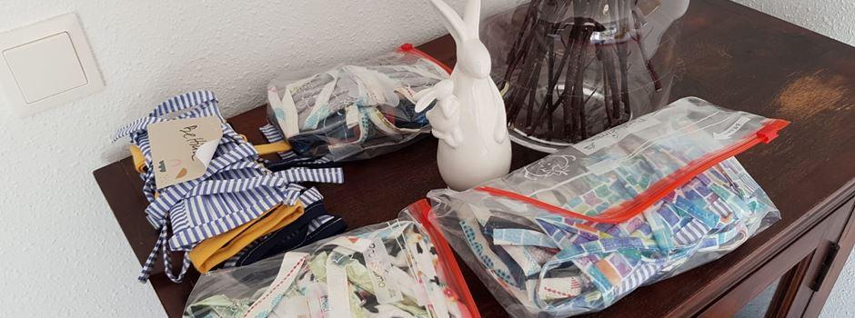 Kinderkrebshilfe Mainz: Freiwillige zum Masken nähen gesucht