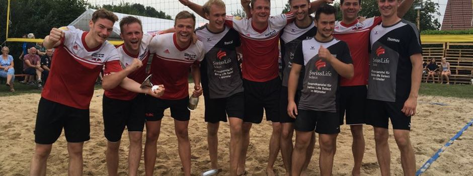 """""""Nimm Du, hab ich"""" und """"Beach Bulls"""" sind die Gewinner des Christinen Cups 2017"""