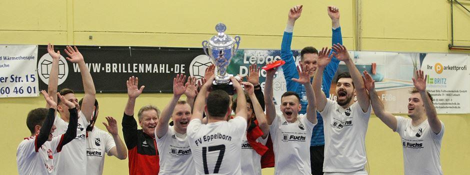 Dank Schwenk! Derby-Coup vom FV Eppelborn