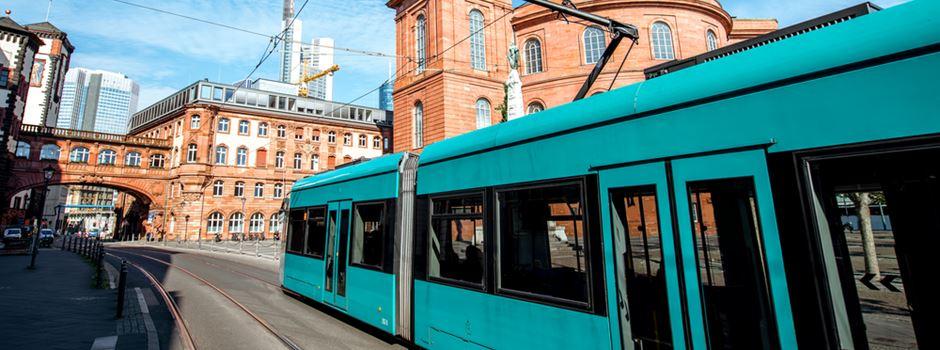 Wie klappt es mit der Fahrradmitnahme in Frankfurter Bahnen?