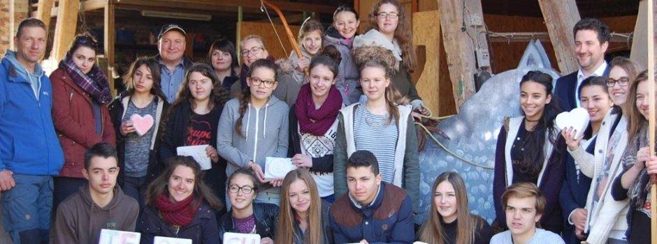 Schüleraustausch Herzebrock - Le Chambon-Feugerolles