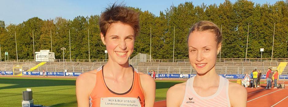 Läuferin Anna Lütjen nicht zu stoppen: Beste U15-Leistung des Jahres in Europa