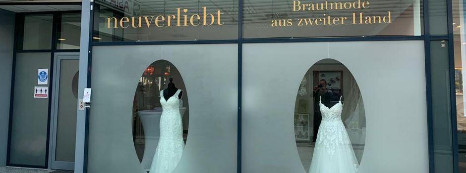 Neues Secondhand-Brautmodengeschäft in Mainz