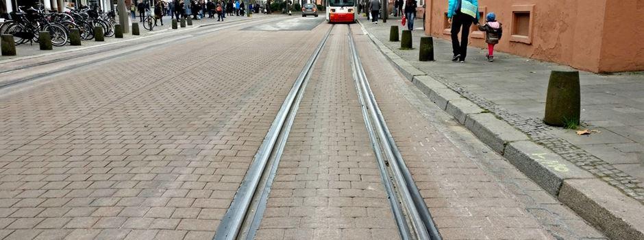 Vollsperrung in der Schillerstraße