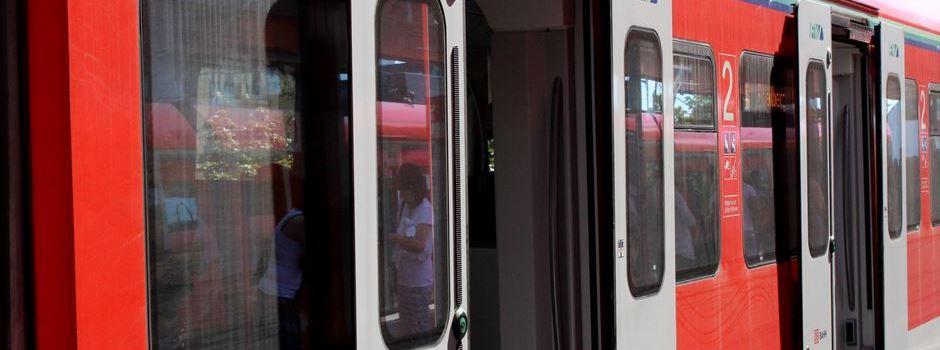 Mann schlägt auf Zugbegleiterin ein