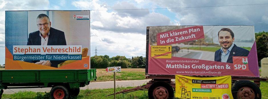 Wahlkampf 2020: Was ist los in Niederkassel?